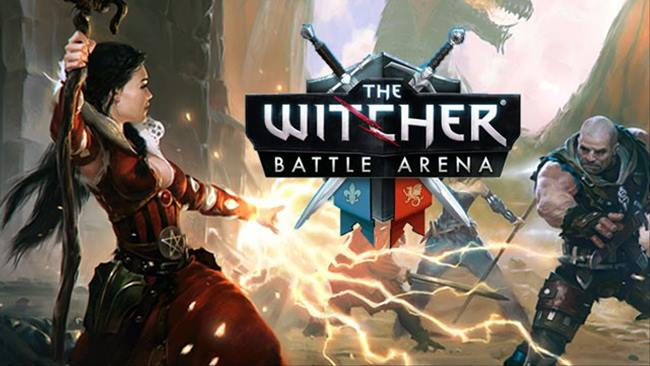 the-witcher-arena-android-ios The Witcher Battle Arena: um excelente MOBA para iOS e Android com data marcada