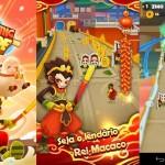 Monkey King Escape: Novo Jogo Grátis da Ubisoft para Android e iOS