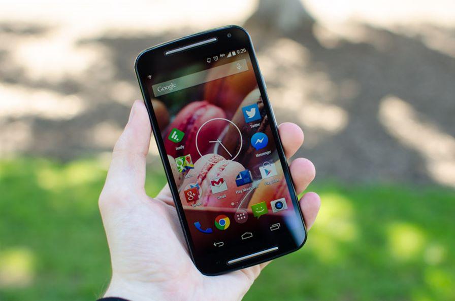Moto-g-2014 Motorola dobra sua receita com ajuda de Moto G e Moto E