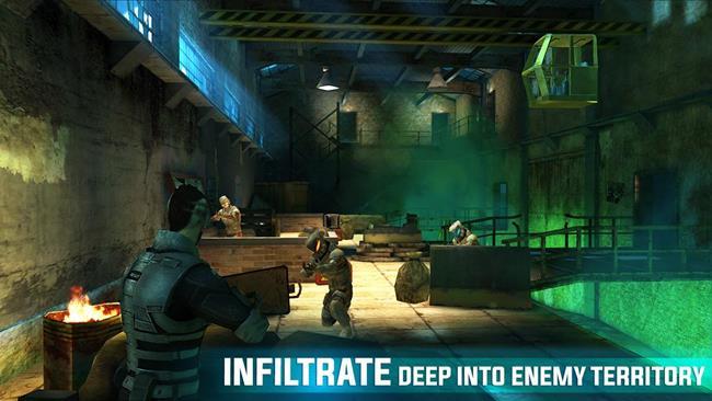 Overkill-3 Overkill 3: Novo jogo de tiro para Android chega causando polêmica no iOS