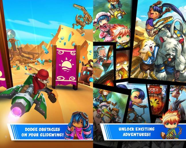 Sky-Punks-Android-Game-2-tile Sky Punks: Rovio Star lançará novo jogo em breve para Android e iOS