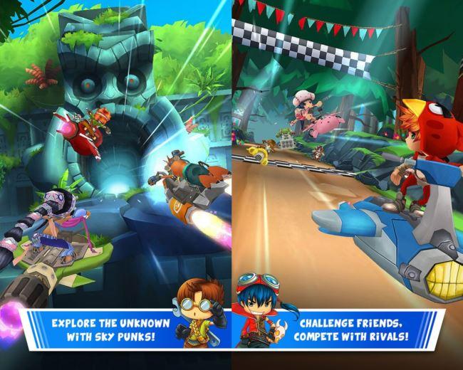 Sky-Punks-Android-Game-3-tile 25 Melhores Jogos Grátis para iPhone e iPad - 1º Semestre de 2015