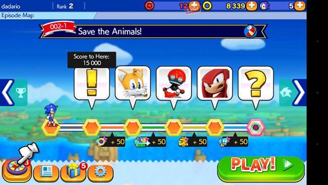 Sonic-runners-2 Sonic Runners chega ao Android e iOS! Veja como Baixar Primeiro!