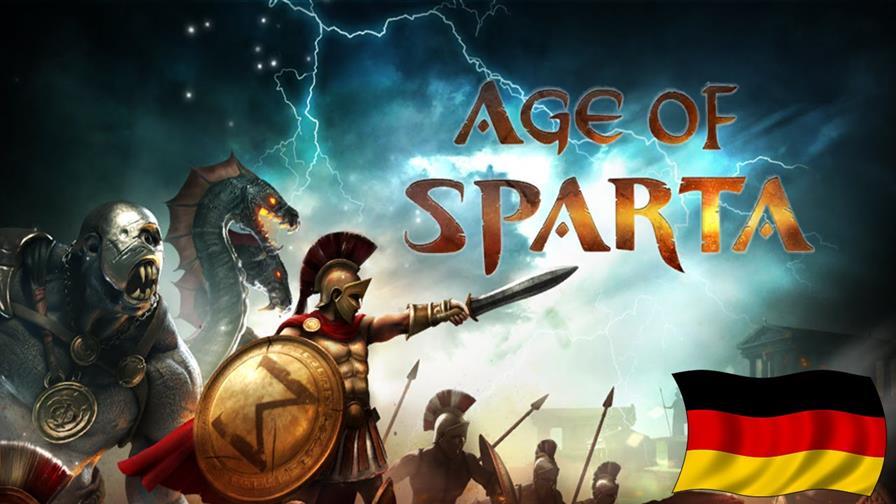 age-of-sparta-android-ios Age of Sparta, próximo jogo da Gameloft, não é uma sequência de Hero of Sparta