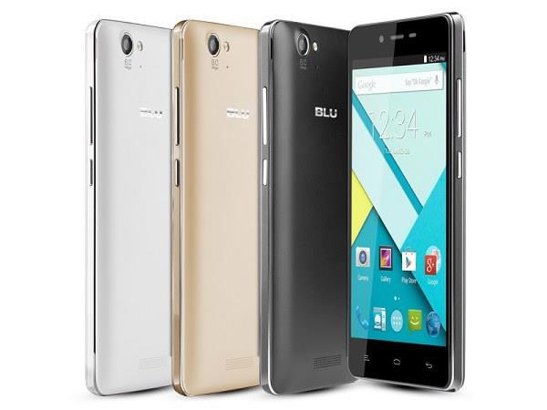 """blu-st-e1 Vem Monstro! Blu lança Smartphone Android com bateria de """"apenas"""" 5000mAh"""
