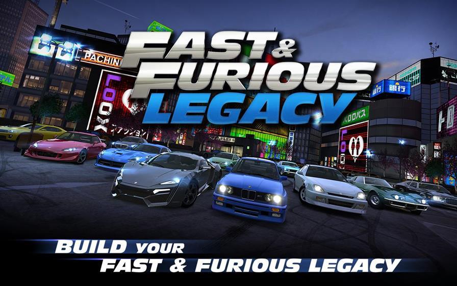 fast-furius-legacy-1 iPhone e iPad: Melhores Jogos Grátis de Março de 2015