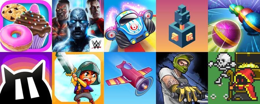iphone jogos gratis
