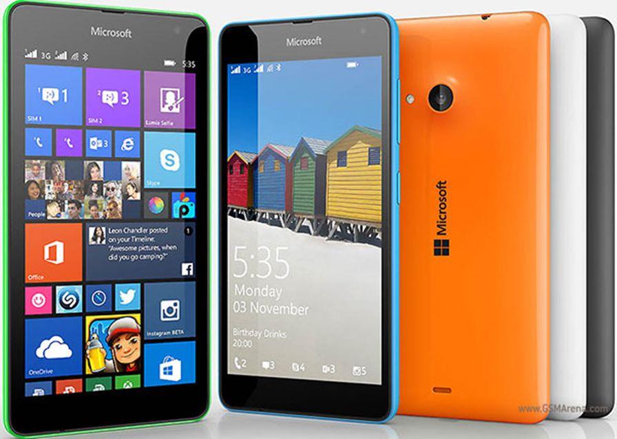 nokia-lumia-535-ds-2 Sem Nokia, Lumia 535 Dual Sim chega baratinho ao Brasil  (apenas R$ 599)