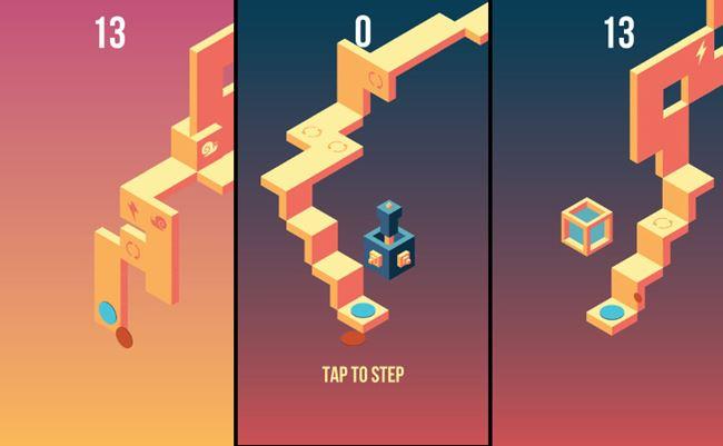 skyward-ketchapp-android Melhores Jogos para Android Grátis - Janeiro de 2015