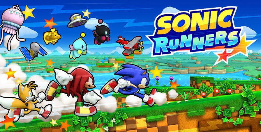 sonic-runners-android-ios Sonic Runners chega ao Android e iOS! Veja como Baixar Primeiro!