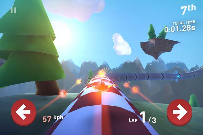 tail-drift-android Melhores Jogos para Android Grátis - Janeiro de 2015