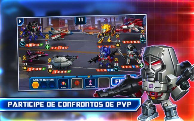 transformers-tactics-android Melhores Jogos para Android da semana #5 - 2015