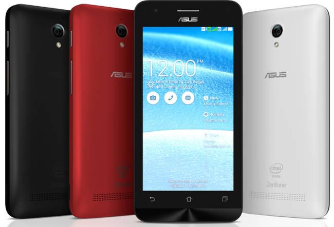 zenfone-barato Asus lança Zenfone C, o mais barato, na Tailândia