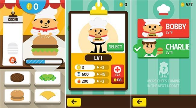 250k-chefes-burger Windows Phone: Melhores Jogos Grátis de Fevereiro de 2015