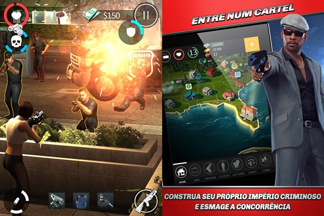 All-guns-blazing-2 All Guns Blazing chega detonando tudo no Android