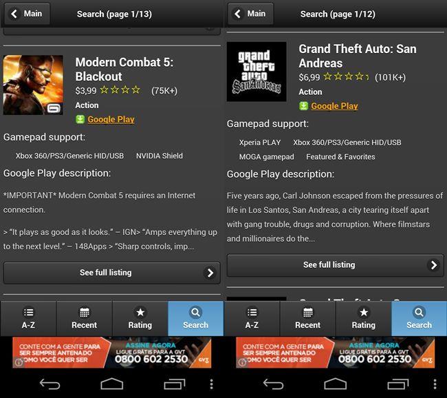 Aplicativo-gamepad-controles-bluetooth-android-1 Dica de aplicativo: Saiba os jogos que suportam controles com o Android Gamepad Games