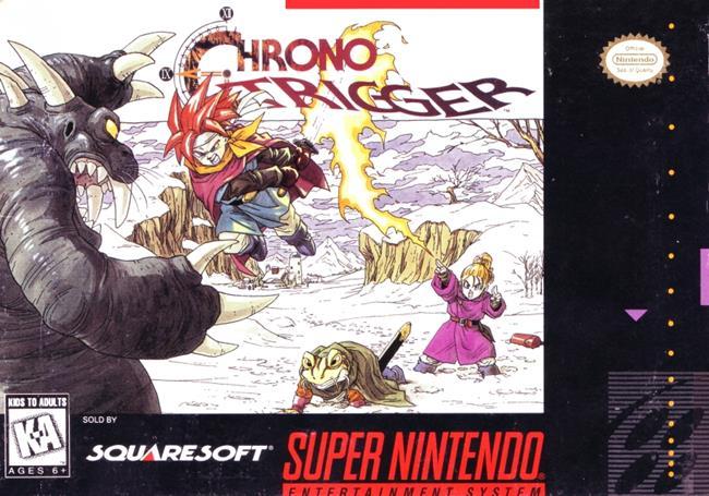 Chrono_Trigger_cover Chrono Trigger faz 20 anos, porém falta suporte a Android e iOS mais recentes