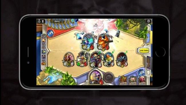 Hearthstone_iPhone_b Hearthstone: jogo agora está disponível para celular (Android e iOS)