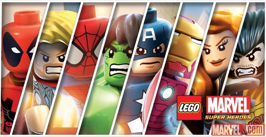 LEGO-MARVEL-SUPER-HEROES Marvel Super Heroes é o primeiro jogo premium da LEGO a chegar no Android