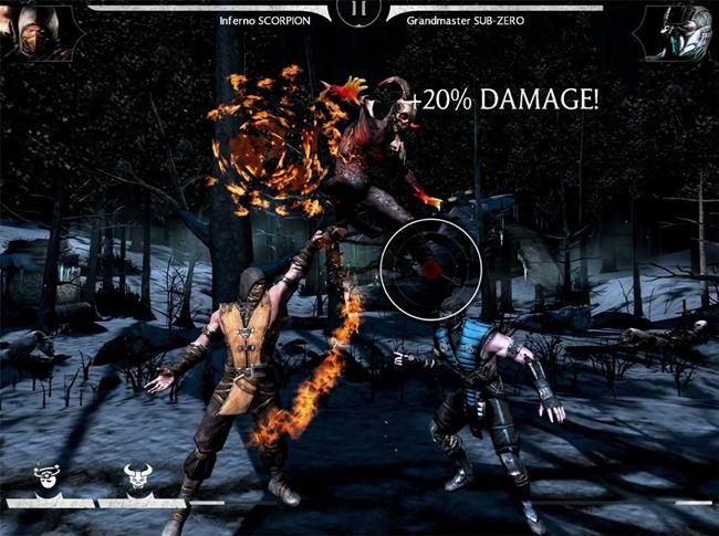 Mortal-Kombat-X-Android-Game-1 Mortal Kombat X para Android e iOS: Novas Imagens e Vídeo com Gameplay