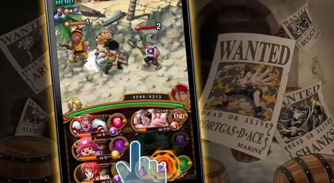 One-Piece-treasure-Cruise-out-now 25 Melhores Jogos Grátis para iPhone e iPad - 1º Semestre de 2015