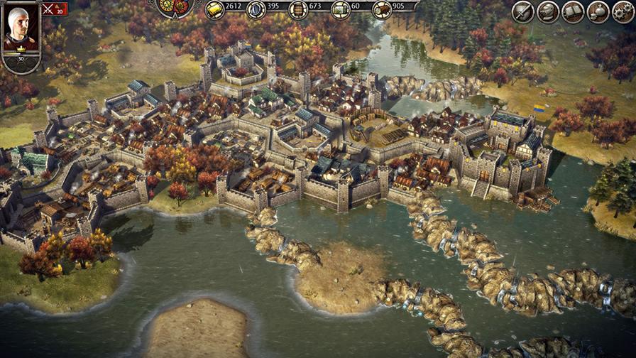 Total-War-Battles-Kingdom-Android-Game-1 SEGA vai trazer Total War para o Android e iOS em breve, e não será um clone de Clash of Clans