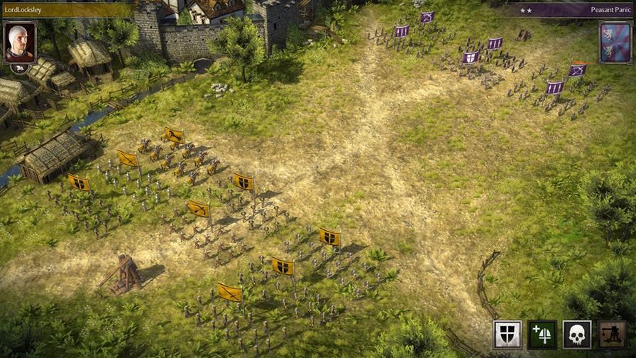 Total-War-Battles-Kingdom-Android-Game-4 SEGA vai trazer Total War para o Android e iOS em breve, e não será um clone de Clash of Clans