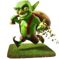 Troop-Goblin Clash of Clans continua rendendo muito dinheiro para a Supercell