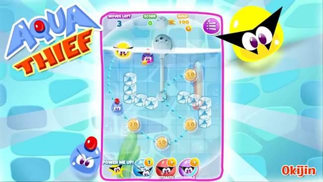 aqua-thief 25 Melhores Jogos Grátis para Windows Phone – 2º Semestre de 2014