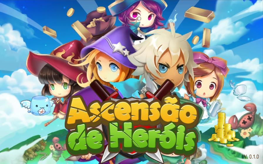 ascensao-de-herois-1 Ascensão de Heróis é um jogo em português da produtora brasileira Playspot