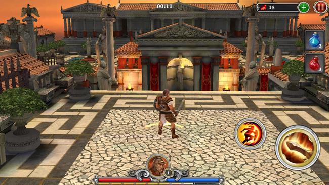 blood-glory-immortals-7 iPhone e iPad: Melhores Jogos Grátis de Março de 2015