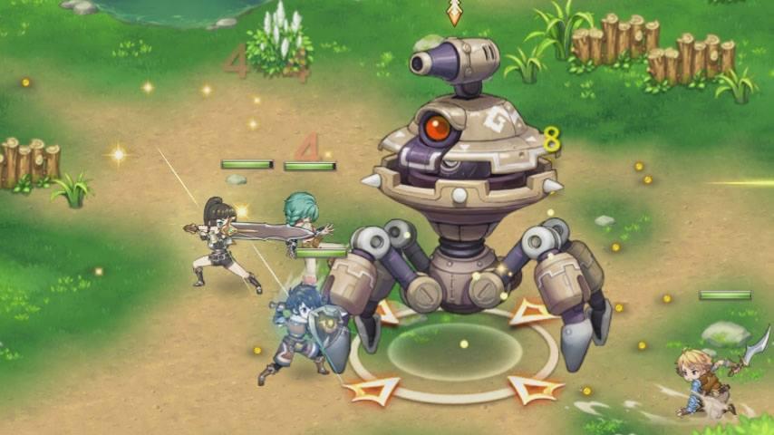 breath-of-fire-6-android-ios-7 Breath of Fire 6: Novas imagens e trailer do jogo para Android e iOS