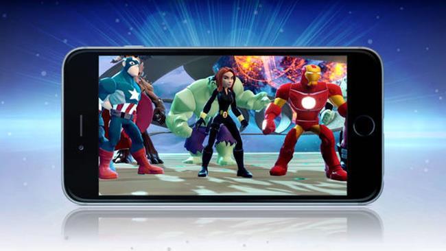disney-toybox iPhone e iPad: Melhores Jogos Grátis de Fevereiro de 2015