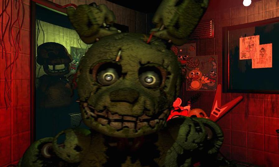 five-nighs-freedy-3-android Five Nights at Freddy's 3 já está disponível para Android, e tem versão gratuita
