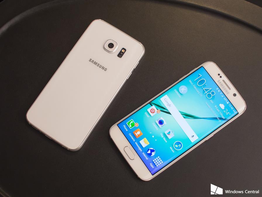 galaxy-s6-both-versions-6 HTC One M9 e Galaxy S6: Dois novos top de linha para você comprar em 2015