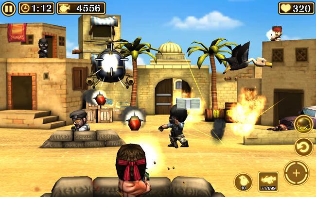 gun-strike-2 Windows Phone: Melhores Jogos Grátis de Fevereiro de 2015