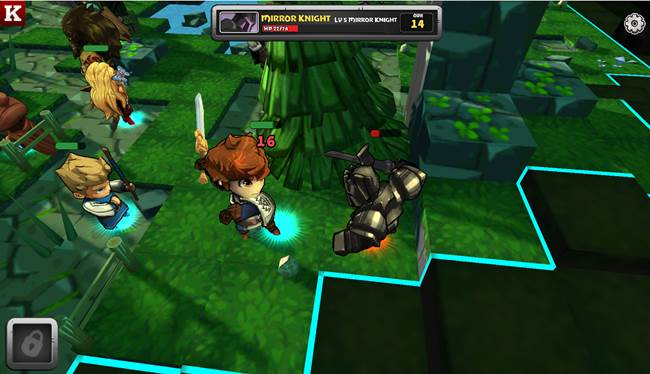 lionheart-tactics_sc_6 25 Melhores Jogos Grátis para iPhone e iPad - 1º Semestre de 2014