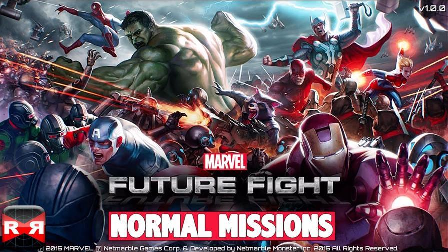 marvel-future-fight-android-ios MARVEL Future Fight é lançado em soft launch! Veja como Baixar Primeiro!