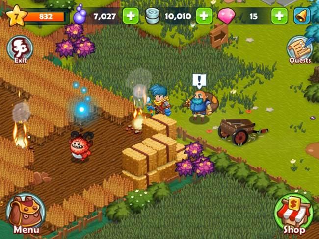 monster_legacy_3 25 Melhores Jogos Grátis para iPhone e iPad - 1º Semestre de 2014