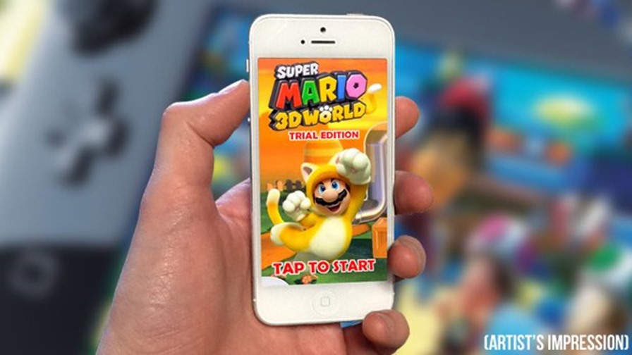 nintendo-celular-game OS CELULARES VENCERAM! Nintendo se rende aos jogos de celular