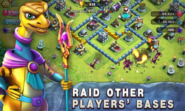 raid-of-dino-windows-phone Windows Phone: Melhores Jogos Grátis de Fevereiro de 2015