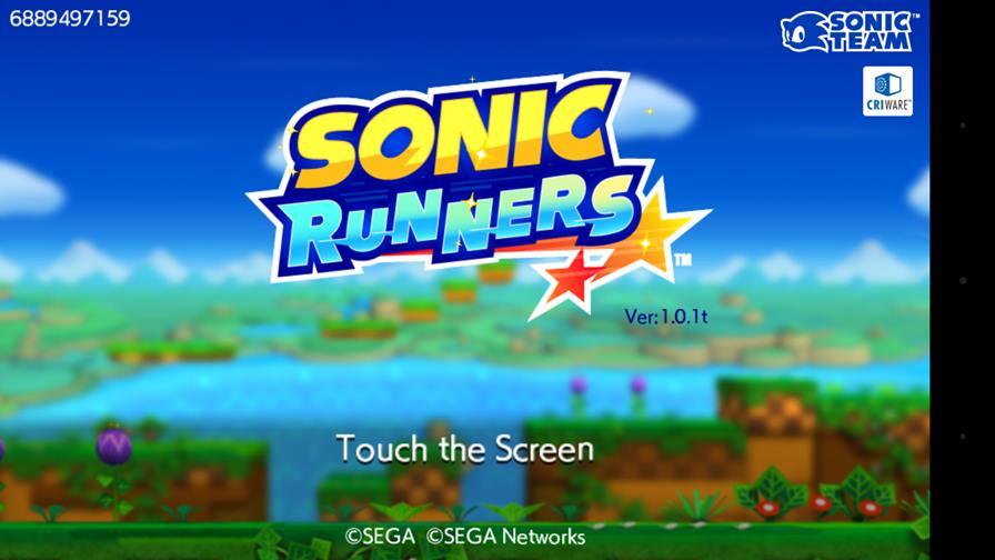 sonic-runners-1 Sonic Runners chega a Google Play e App Store do Brasil