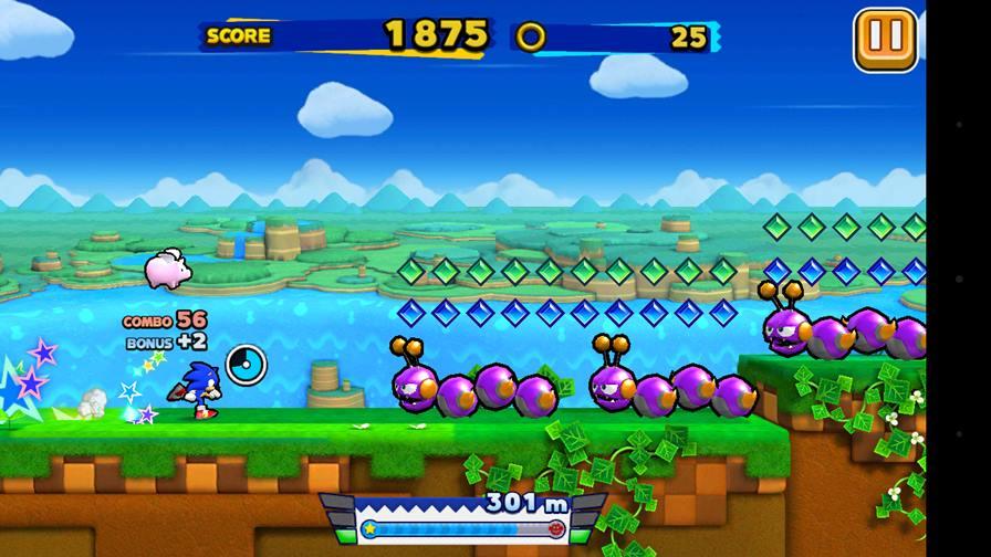 sonic-runners-5 Sonic Runners chega a Google Play e App Store do Brasil