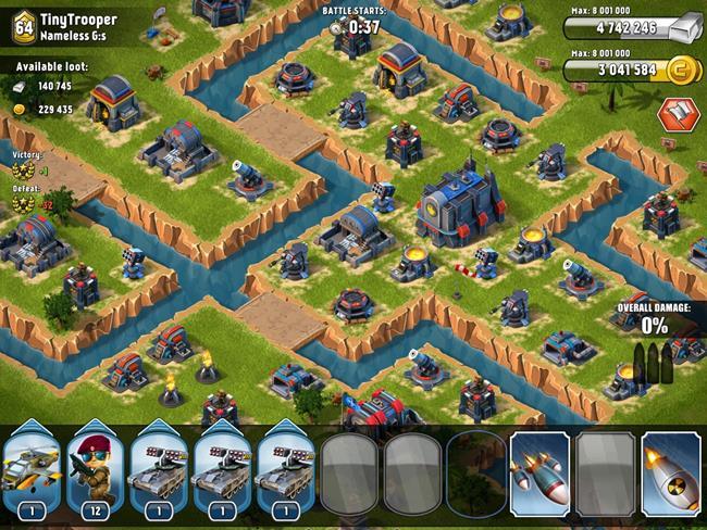 tiny-troppers-aliance iPhone e iPad: Melhores Jogos Grátis de Fevereiro de 2015