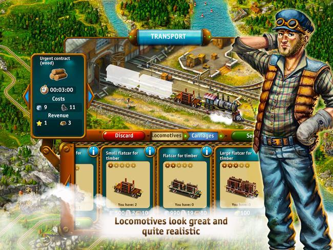 transportation-empire Windows Phone: Melhores Jogos Grátis de Fevereiro de 2015