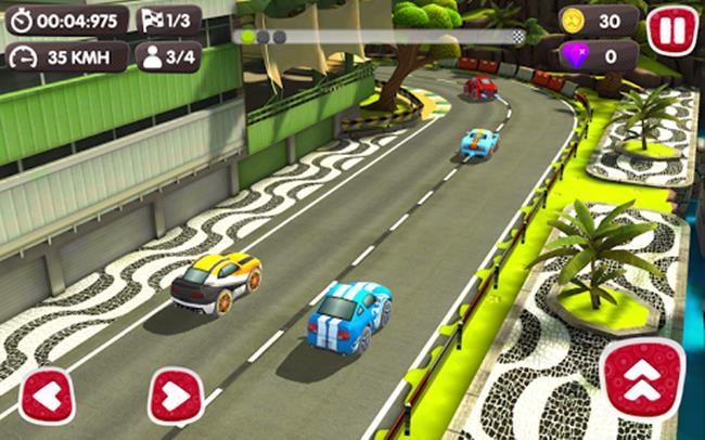 turbo-wheels-android Melhores Jogos para Android Grátis - Março de 2015