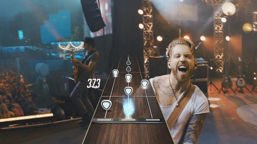 Guitar-Hero-Live-3 Guitar Hero Live chega ao iPhone e iPad com as mesmas músicas do PS4/Xbox One