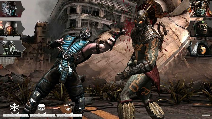 Mortal-Kombat-X-iphone-1 25 Melhores Jogos de Luta OFFLINE para Android e iOS