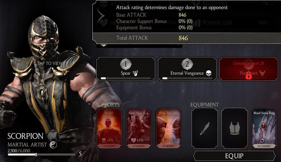Mortal-Kombat-X-iphone Mortal Kombat X para iPhone e iPad já pode ser baixado... e é grátis!