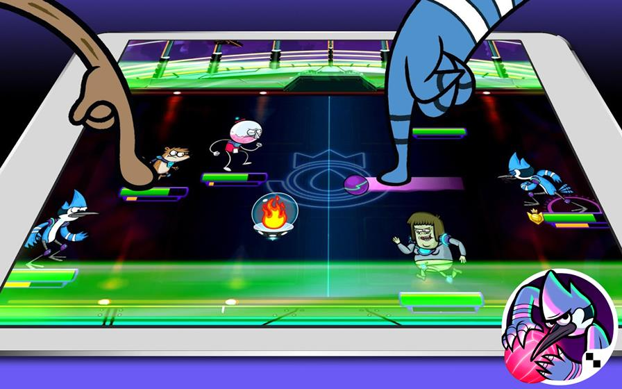 apenas-um-show-exercito-da-queimada Os Melhores Jogos da Cartoon Network para Celular e Tablet Android